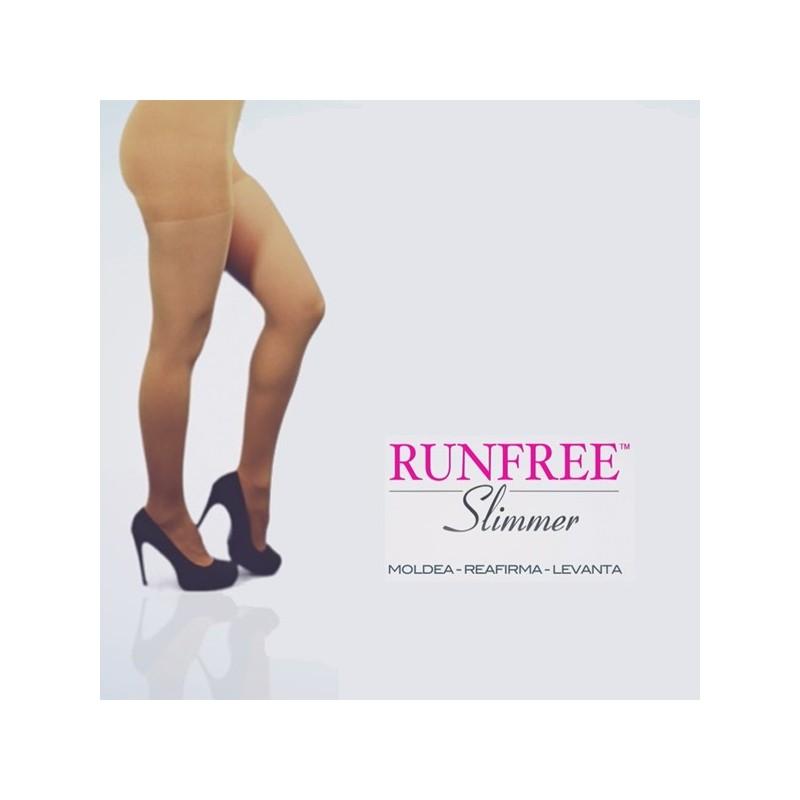 Run Free 2x1 (Beige+Negro)